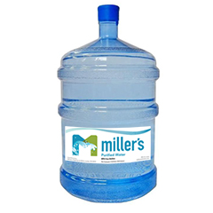 Purified Water, 5-Gallon Bottle